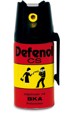 DEFENOL-CS SPRAY - Лютив спрей 50 ml