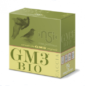 NSI GM3 BIO 31g - №  11 - тапа