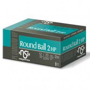 """NSI ROUND BALL 2 HP BUCKSHOT SB 650""""+00B"""