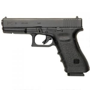 GLOCK G17, set Gen.3, NS green, Standard, кал. 9 mm Luger