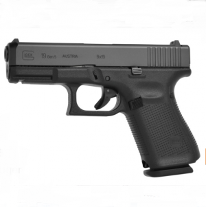 GLOCK G19 Gen.5, Compact, кал. 9 mm Luger