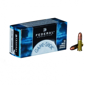 Federal - 712 Game•Shok 38gr. - .22 LR