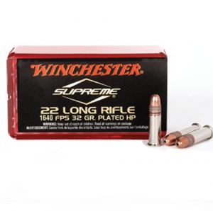 Winchester XPEDITER 22LR - 32GR PLATE HP