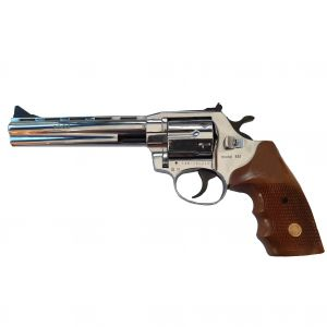 "ALFA PROJ Револвер 861, 38 Special,  Saten, Wood 6"""