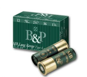 B&P 4MB Long Range 36g N2