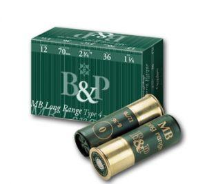 B&P 4MB Long Range 36g N7