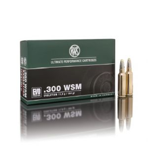 RWS cal.300WSM EVO 11.9