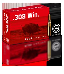 GECO PLUS cal.308 Win. 11.0g