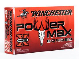 Winchester 30-06 SPR SUPER-X 180GR POWERMAX BONDED 20