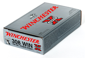 Winchester 308WIN SUPER-X 150GR POWER POINT 20