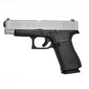 GLOCK G48 Silver slide Compact - 9 mm Luger