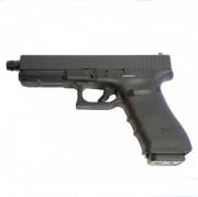 GLOCK 17, Gen. 4 / Thr M13.5x1 MOS, Standard - 9 mm Luger