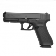 GLOCK 17 set Gen. 5, NS Green, Standard - 9 mm Luger