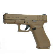 GLOCK G19X Coyote, Compact, кал. 9 mm Luger
