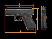 GLOCK G35 Standard, кал. 40 S&W