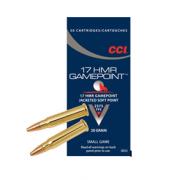 CCI GamePoint, .17 HMR - 20 GR
