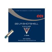 CCI Shotshell 12 shot, 22 LR - 31 GR