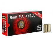 Geco 9 mm KNALL Халосни патрони