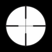 Burris 3-9x40mm Fullfield II, Plex Reticle | 200161