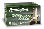 Remington Premier Match,RM308W7,cal.308Win,168gr,Match King BTHP