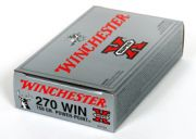 Winchester 270WIN SUPER-X 150GR POWER POINT 20
