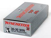 Winchester 30-30 WIN SUPER-X 150GR POWER POINT 20
