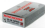 Winchester 30-06SPR SUPER-X 180GR POWER POINT 20