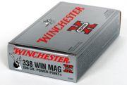 Winchester 338WM SUPER-X 200GR POWER POINT 20
