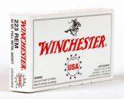Winchester 223REM USA 55GR FMJ 20